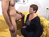 Chubby Mom Juicy Bum Screwed