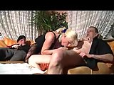 Blond pantyhose mature fucking