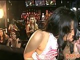 Girls sucking dirty dick of strip dancer