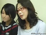 Mom Having Sex While Her Daughter Studying 3