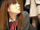 Shocked Schoolgirl sees her first Blowjob 2