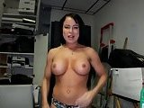 Amateur porno with big ass and blowjob!