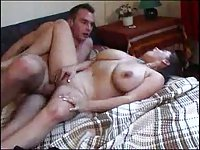 Busty girl is eager to get hardcore from dick