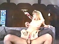 Vintage hoe licked before cock penetration