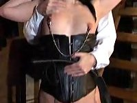 Bondage scenes hard tortures