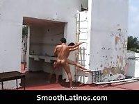 Teen gay Latinos ass fucking