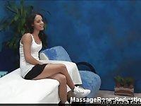 Sexy Teen Fucked By Massage Therapist!