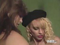 Hot Blonde And Brunette LDP 4