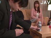Japanese slut gets laid scene 4