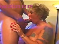 Tanned Mature Toys Her Pussy And Gets Fucked