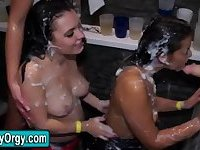 Fetish wam party teens