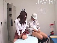 Horny Doc Fingers Hot Girl