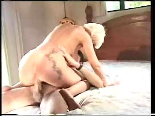 MILF Cougar Creamed After Anal