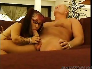 Bridget Powers Gets Her Midget Hole Fucked
