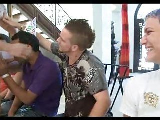 Party boys fucked by dick scene 9
