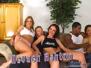 Nevaeh shared her fun