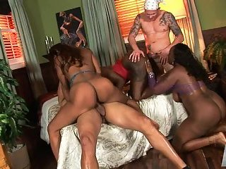 Kelly Starr, Ms.Juicy And Skyy Black Bootylicious