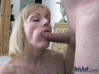 Melanie is a mature blonde slut | Big Boobs Update