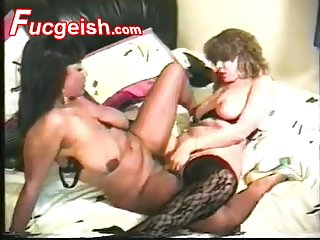 Interacial lesbian fun goes wild | Big Boobs Update